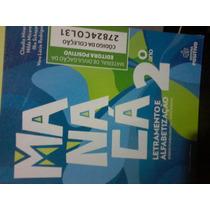 Livro Manacá Letramento E Alfabetização 2