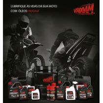 Vrooam - Oleo Motor Vr50 Sae 15w-50 Semi Sintetico - 1 Galao