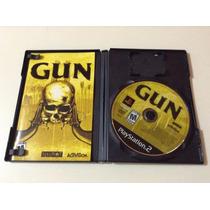 Gun - Jogo Original De Ps2 - Gun