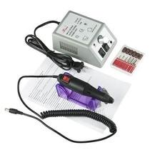 Lixa Unha Elétrica Manicure Profissional Pedicure 110v
