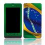 Capa Adesivo Skin628 Motorola Milestone 3 Xt860 4g