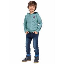 Conjunto Jaqueta E Jeans Tigor T. Tigre 6 8 Anos- Original