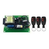 Central P/ Portão Eletrônico Universal + 3 Controles