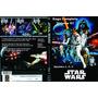 Guerra Nas Estrelas Star Wars Dvd Legendado E Dublado Box