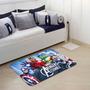 Tapete Infantil Vingadores Avengers 0,50m X 0,75m Jolitex