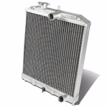 Radiador De Alta Performance Em Alumínio Honda Civic 1.6