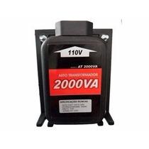 Auto Transformador 2000va 1400w 110v P/ 220v E 220v P/ 110v