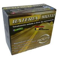 Bateria Route Yt12b-bs, Yt12bbs,fz6, Dragstar 650,xj6, Yzf