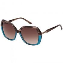 Óculos Sol Colcci 501511334 Feminino Marrom - Refinado