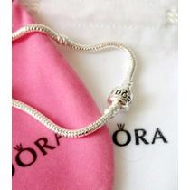 Pulseira Bracelete Pandora Prata 925
