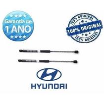 Par Amortecedor Do Capo Hyundai Santa Fe 2007 Á 2012 Origina