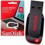 Pen Driver Sandisk 32gb Original - Lacrado - Frete Grátis
