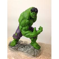 Hulk Da Kotobukya Escala 1/6 Dos Vingadores.