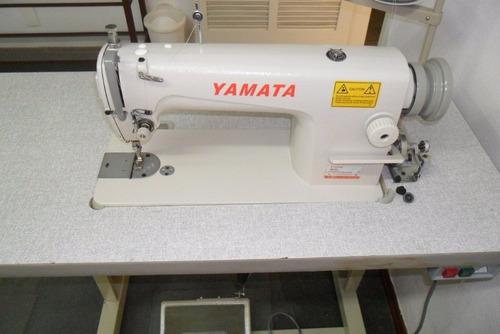 Máquina De Costura Industrial Reta Yamata Top 12x Sem Juros
