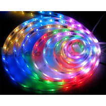 Fita Led Rgb 5050 Sequencial / Horse Race - 5 M Ip65