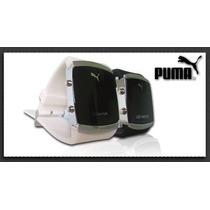 Relogio Led Pulso Puma Sport Black Watch Digital Unissex