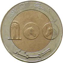 Argélia - 100 Dinares 2013 (cavalo)
