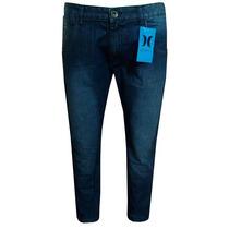 Calça Jeans Hurley Azul Escuro Skinny
