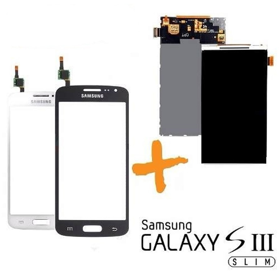 Tela Touch + Display Lcd Galaxy S3 Slim G3812 Win Pro Duos