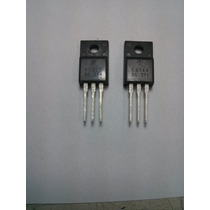 1 Par Transistor A2222 / C6144 Ou 2sa2222 / 2sc6144 Da Epson