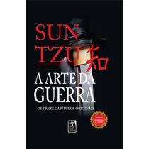 Livro A Arte Da Guerra - Sun Tzu | Garantia | Nota Fiscal