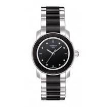 Relógio Tissot Cera Feminino Diamond Novo