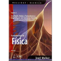 Fundamentos De Fisica - Vol. 2 Halliday 8 Ed. -pdf