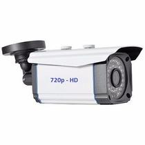Camera Ahd-m Infravermelho 50mts 720p Hd 1.0mp Placa Carro !