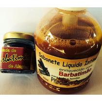 Pomada Barbatimão (hpv) E Sabonete Líquido Barbatimão (hpv)