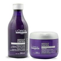 Loreal Absolut Control Shampoo 250ml + Mascara 200ml