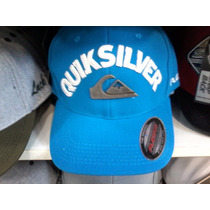 Bone Quiksilver Metal Flexfit New Letreiro Bordado !!