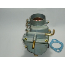 Carburador Corcel 1 Corpo Simples Original Gas. Frete Gratis