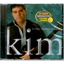 Cd Kim Meu Destino É Você Playback - Vocal Banda Catedral