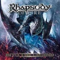 Rhapsody Of Fire - Into The Legend (novo Álbum )