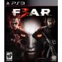 Jogo Ps3 Fear 3 Original Mídia Física