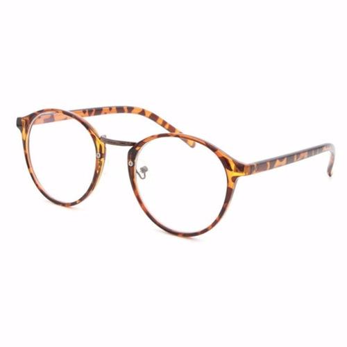 57b0682b387c2 Armação Óculos De Grau Acetato Redondo Masculino Feminino Ga - R  35 ...