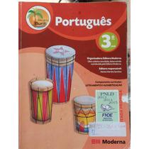 Livro: Português 3°ano Ensino Fundamental - Projeto Buriti.