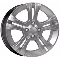 Roda Aro 14 Fiat New Palio 2012 4x98 Prata - R17 Krmai