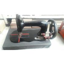 Máquina De Costura Antiga Manual Dec 30