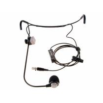 Microfone Headset Crown Cm311l (mini Xlr)