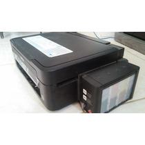 Impressora Multifuncional Epson Bulk Ink L210