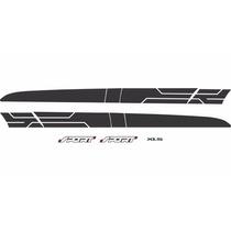 Faixa Ranger Sport Cabine Simples 2014 Xls Graf -jg Compl 3m