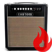 Amw Custom Dg2-15rc Cubo Amplificador De Guitarra Valvulado