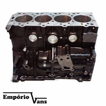 Bloco Motor Hyundai Hr 2.5 Kia Bongo K2500 L200 Original