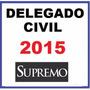 Delegado Civil 2015 - Supremo