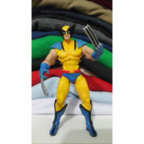 Wolverine X-men Marvel Universe Pack Giant Size 35th Boneco