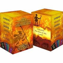 Box As Aventuras Do Caça-feitiço 6 Livros + Nf