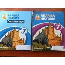 Livro História Araribá 7 Ano