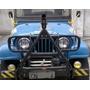 Guincho Mecânico Jeep 6 Toneladas 50 Mts De Cabo De Aço 3/4