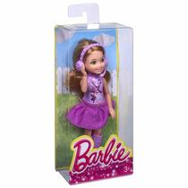 Barbie Family Chelsea Fantasy Pop Star Chelsea Mattel Cgf39